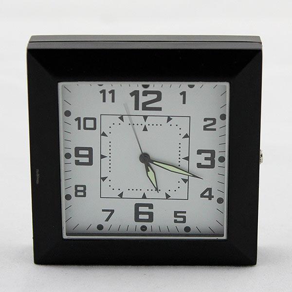 小型カメラ置時計型