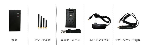 電波遮断装置