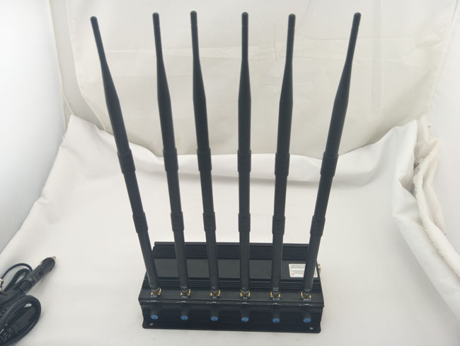 WiFiの抑止装置