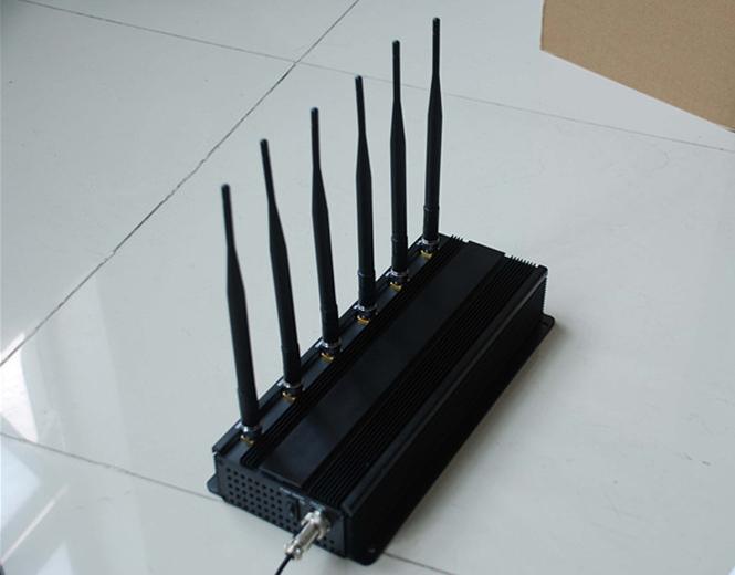 Wi-Fi通信妨害