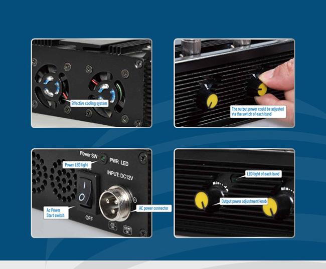 WIFI 信号の妨害機