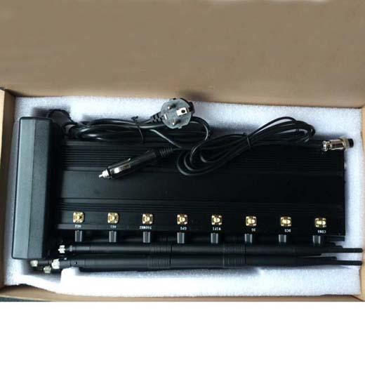 強力携帯電波妨害器