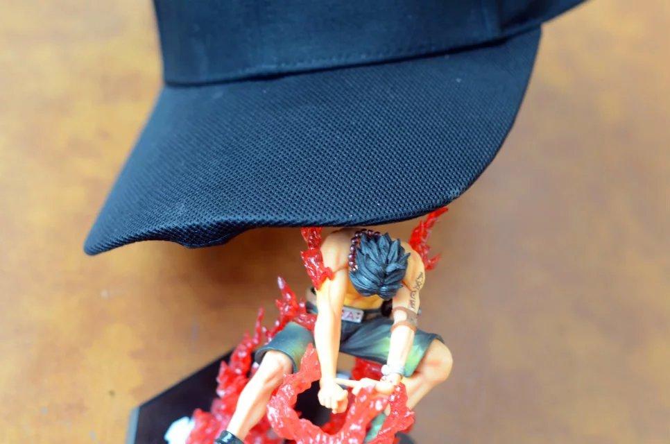 最新タイプの帽子型隠しカメラ