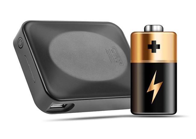 携帯充電器型カメラ