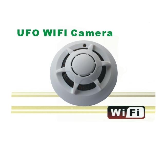 火災報知器型カメラ 取り付け