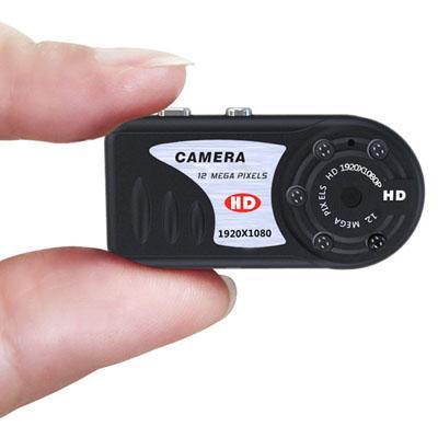 隠し小型ビデオカメラ 赤外線暗視カメラ 極小ビデオカメラ フルHD高画質録画