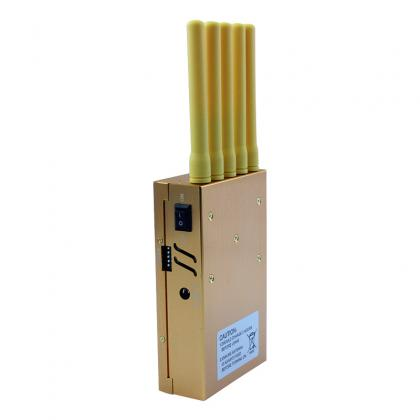 WIFI/GPS電波妨害装置 迷惑な電話を圏外にする妨害装置 GAM/3G/4G携帯電波抑制装置 遮断範囲が広い