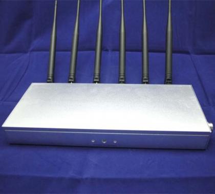 WiFi 妨害装置 無線信号の圏外装置 GSM/3G/GPS各種信号に対応 迷惑な信号遮断