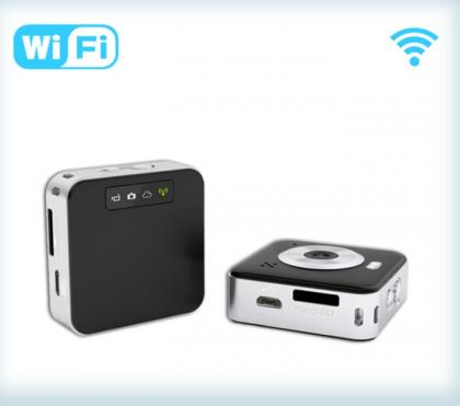 無線wifiカメラ 小型ビデオカメラ 高性能ミニカメラ 低温、高温報知機能 暗視補正機能