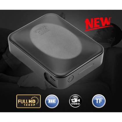 多機能の充電器型ムービーカメラ 小型防犯カメラ 長時間録画の最強モデル スマホの予備バッテリ